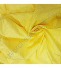 Ткань для рукоделия 100% хлопок, плотность 120г/м2, размер 70х50см (+/- 2см), коллекция Горох, дизайн 2, цвет 1