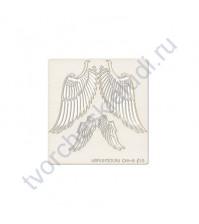 Набор чипборда Крылья-1, 9.5 см х 10 см