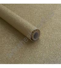 Ткань декоративная Глиттер, толщина 0.4 мм, 30х32 см, (+/-2см),цвет светлое золото