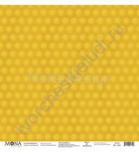Бумага для скрапбукинга односторонняя Маленький пират, 30.5х30.5 см, 190 гр/м, лист В лучах славы
