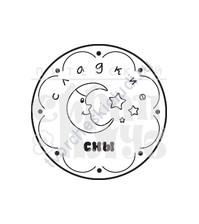 ФП печать (штамп) Сладкие сны, 3.4х3.4 см