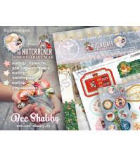 Bee Shabby KIT - The Nutcracker