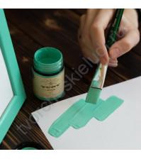 Краска акриловая Tury Design Di-7 на водной основе, флакон 60 гр, цвет Северное сияние