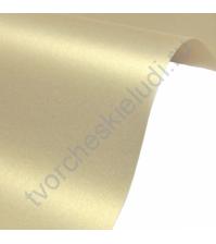 Калька (веллум) с эффектом металлик А4 100 гр/м, цвет Золото
