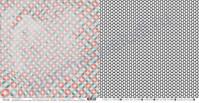 Бумага для скрапбукинга двусторонняя, коллекция Тепло и Уютно, 30.5х30.5 см, 190 гр\м2, лист Тыквенные семечки