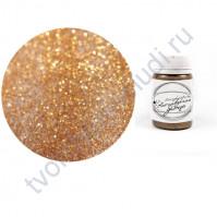 Глиттерный гель ScrapEgo, 60 мл, цвет антикварная бронза