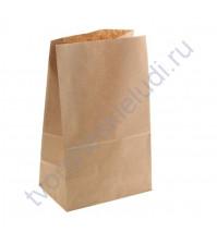 Пакет из крафт-бумаги, плотность 66 гр/м2, размер 18х12х29 см