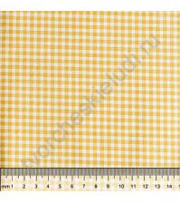 Ткань для рукоделия 100% хлопок, плотность 120г/м2, размер 70х50см (+/- 2см), коллекция Клетка, дизайн 1, цвет 4