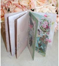 Заготовка для Альбома Postcard Album, 12х19 см, 8 листов