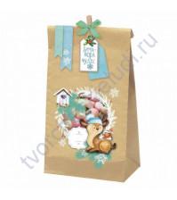 Набор для декорирования подарочного пакета Пора чудес, 28х16х8 см