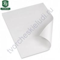 Папка для черчения (ватман), 200 гр/м2, 297х420 мм, 24 листа, цвет белый