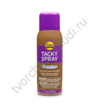Спрей-клей Crystal Clear Tacky Spray Glue, 312 гр