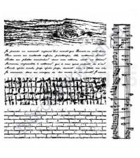 Набор штампов Текстуры, 5 элементов