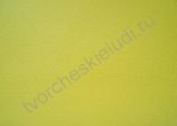 Лист бумаги для скрапбукинга с эмбоссированием (тиснением) Завитки, А4, 160 гр, цвет желтый