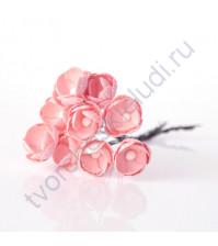 Лютики 5 шт, цвет розовоперсиковый светлый