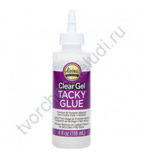 Клей-гель Ready Clear Gel Tacky Glue, 118 мл