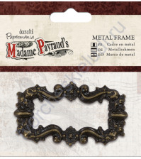 Металлическая рамка Запомни коллекция Madame Payraud