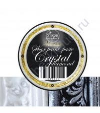 Восковая краска-паста Vintage ScrapEgo, 10 мл, цвет Crystal diamond