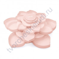Органайзер Bloom Embellishment Storage, цвет розовый
