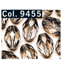 Бусины Faceted Olive, 11х8 мм, 14 шт., цвет 9455
