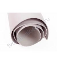 Кожзам переплетный на полиуретановой основе плотность 300 гр/м2, 35х50 см, цвет 6-пастельный сиреневый