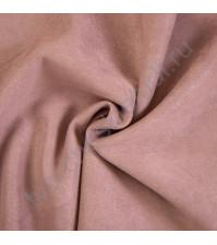 Трикотаж с имитацией Замши, плотность 250 г/м2, размер 50х37 см (+/- 2см), цвет винтажный розовый