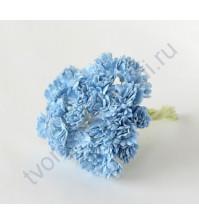 Гипсофилы 10 шт, цвет т.голубой