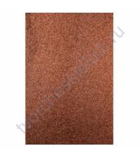 Фоамиран с глиттером, 2 мм, формат А4, цвет шоколадный блеск