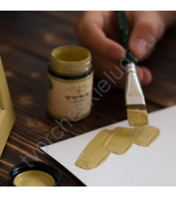 Краска акриловая Tury Design Di-7 на водной основе, флакон 60 гр, цвет Пустынный камуфляж