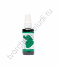 Аква-спрей Polkadot 50 мл, цвет Изумруд