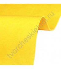 Кожзам переплетный на полиуретановой основе плотность 230 гр/м2, 50х35 см, цвет E280 - кукурузный