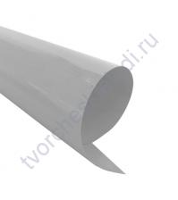Термотрансферная пленка, цвет матовое серебро, металлик,, 30х30 см (+/-1 см)