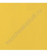 Кардсток текстурированный Подсолнух (Sunflower), 30.5х30.5 см, 216 гр/м2