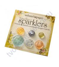 Набор декоративных пуговиц Sparklers Винтаж, 6 шт