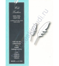 Нож для вырубки Wild Feathers, 2 элемента