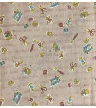 Ткань для лоскутного шитья, коллекция Рукодельница, 50х55 см