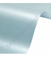 Лист гладкой дизайнерской бумаги Majestic 290 гр, формат 30х30 см, цвет Небо Дамаска