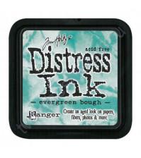 Штемпельная подушечка Tim Holtz Distress на водной основе, 5х5 см, цвет вечнозеленая ветвь (evergreen bough)