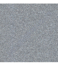 Фетр декоративный c глиттером Premium 27х35±1-2 см, 1.5 мм, цвет GL01-серебряный