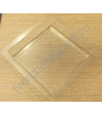Лоток пластиковый квадратный для сыпучих материалов