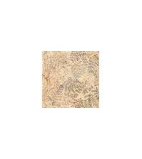 Ткань для лоскутного шитья Папоротник, отрез 45х55см