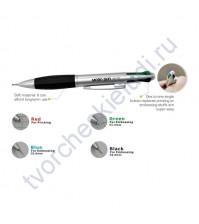 Инструмент для ручного тиснения и биговки 4 в 1