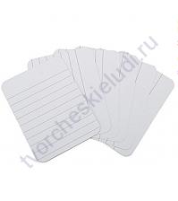 Набор разлинованных карточек Becky Higgins 7.6х10.2 см, 100 шт