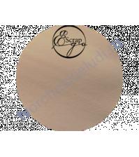 Меловая краска Пастельная палитра, 30 мл, цвет шоколад