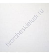 Бумага тисненая Холст, 200 гр/м2, формат А3 (297х420), цвет белый