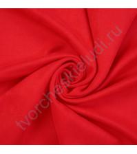 Искусственная замша двусторонняя, плотность 310 г/м2, размер 25х75 см (+/- 2см), цвет красный