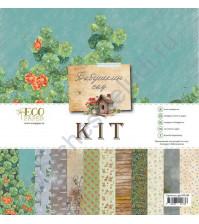 EcoPaper KIT - Бабушкин сад (M)