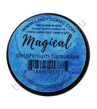 Пигментная пудра Magical, 7 гр, цвет Delphinium Turquoise